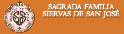 Logo SAGRADA FAMILIA-SIERVAS DE S.JOSE