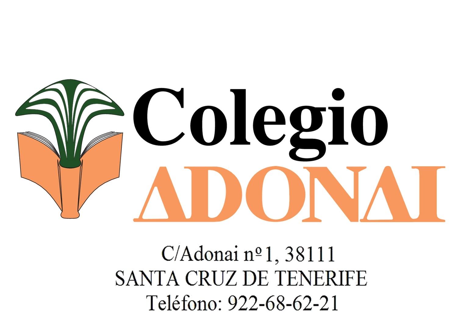Logo Colegio Adonai