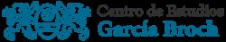 Logo CENTRO DE ESTUDIOS GARCÍA BROCH