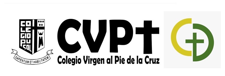 Logo VIRGEN AL PIE DE LA CRUZ
