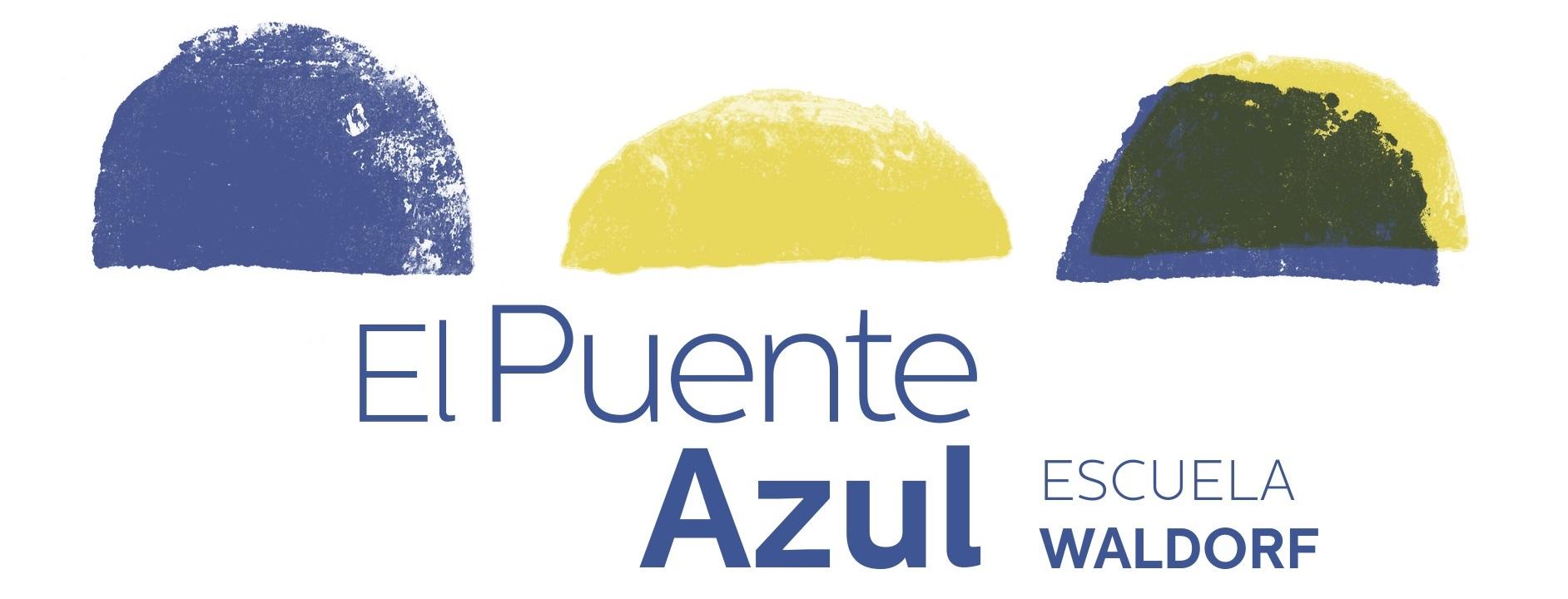Logo El Puente Azul
