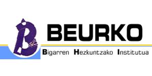 Logo BEURKO BATXILLERGO INST.A