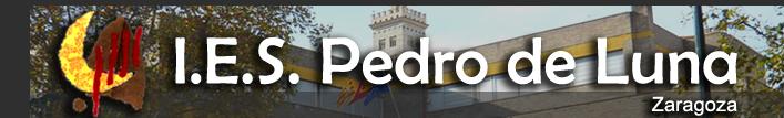 Logo PEDRO DE LUNA