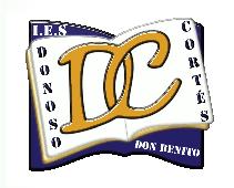 Logo DONOSO CORTES