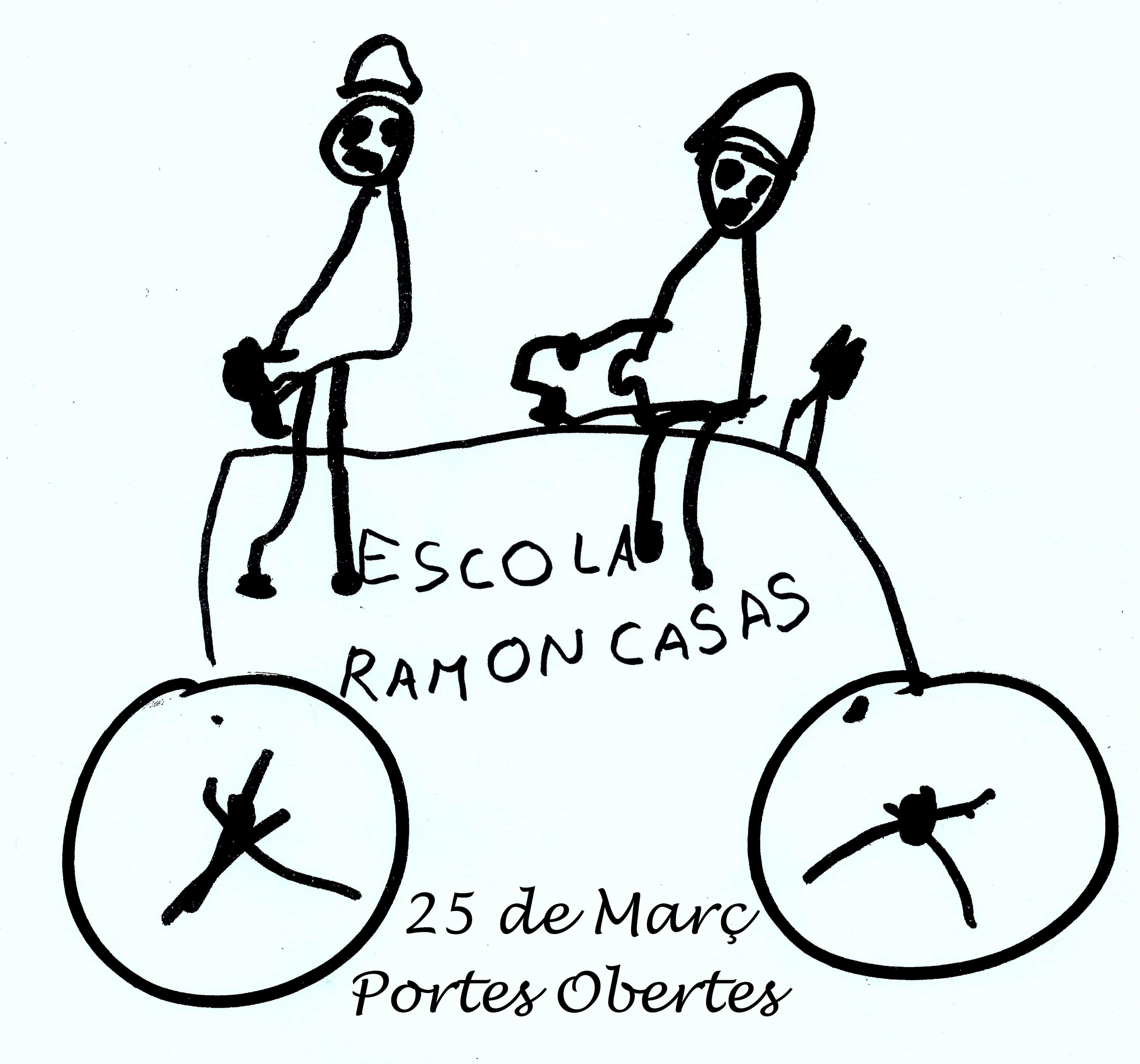Logo Ramon Casas