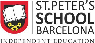 Logo St. Peter's School