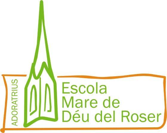 Logo Mare de Déu del Roser