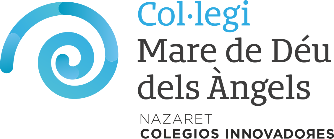 Logo Mare de Déu dels Àngels