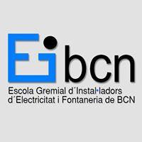 Logo Gremial d'Electricitat i Fontaneria de Barcelona