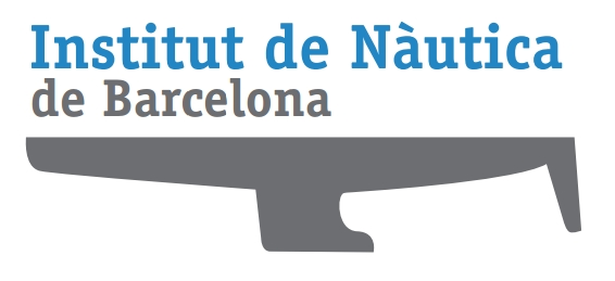 Logo Institut de Nàutica de Barcelona