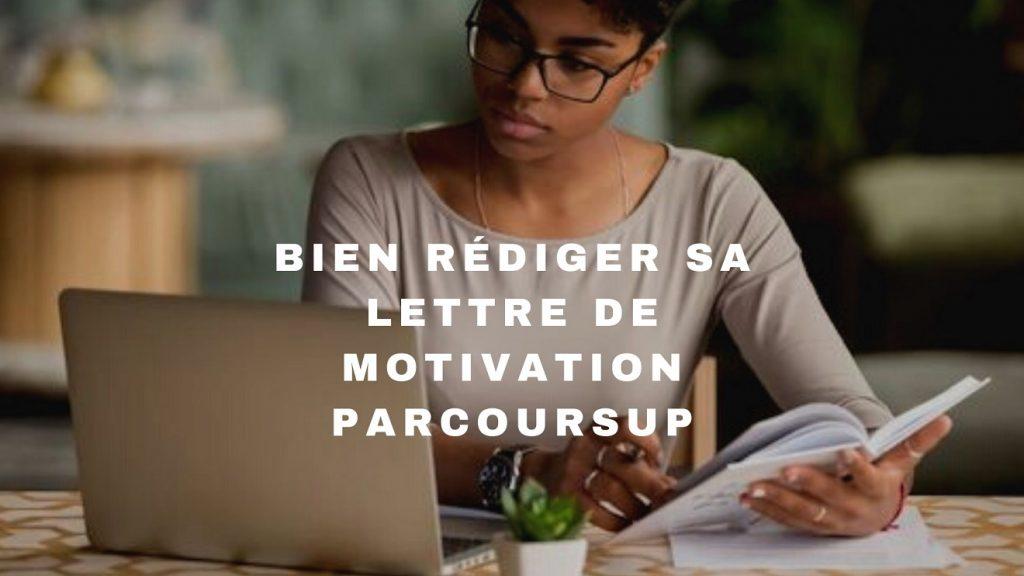 motivation Parcoursup
