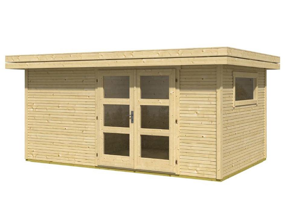 cabane de jardin 9m2