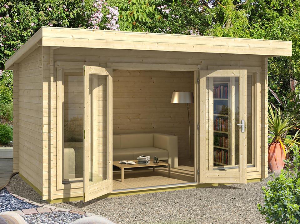 espace de vie en bois