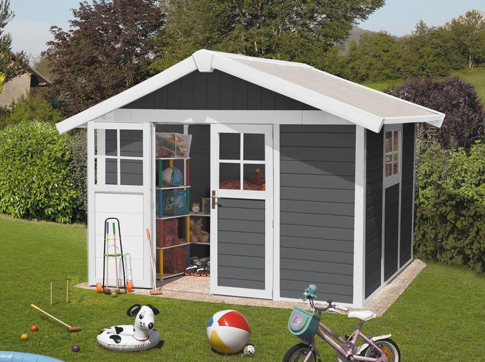 cabane en PVC