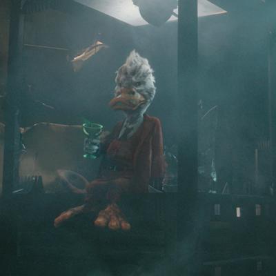 O George Lucas μας προετοιμάζει για remake του «Howard the Duck»
