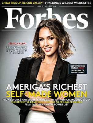 Jessica Alba: Η πιο πλούσια αυτοδημιούργητη γυναίκα των ΗΠΑ!