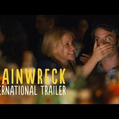 Η Amy Schumer και ο Bill Hader στο νέο trailer του κωμικού «Trainwreck»