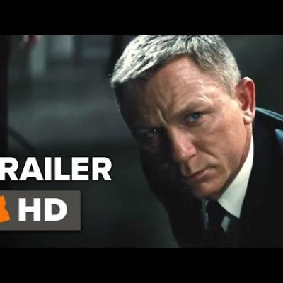 Πρώτο επίσημο Trailer για το Spectre