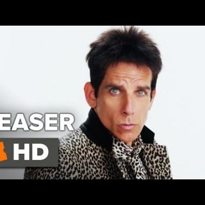 Να το λοιπόν το teaser του «Zoolander 2»