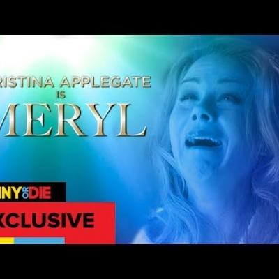 Η Christina Applegate ενσαρκώνει τη Meryl Streep στο διασκεδαστικό σκετς του Funny or Die