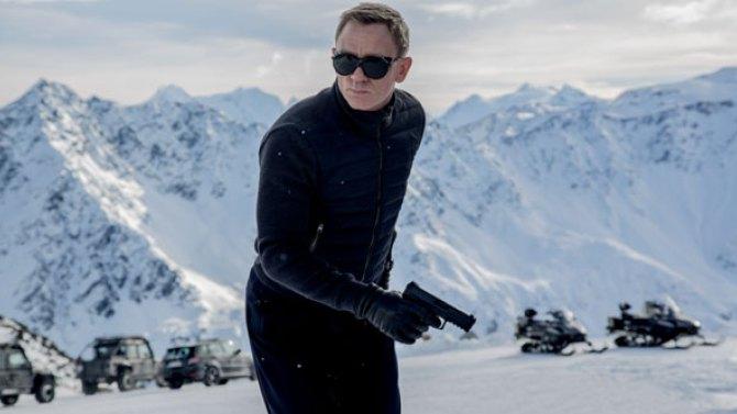Spectre (2015) – Η πρώτη φωτό από το νέο James Bond