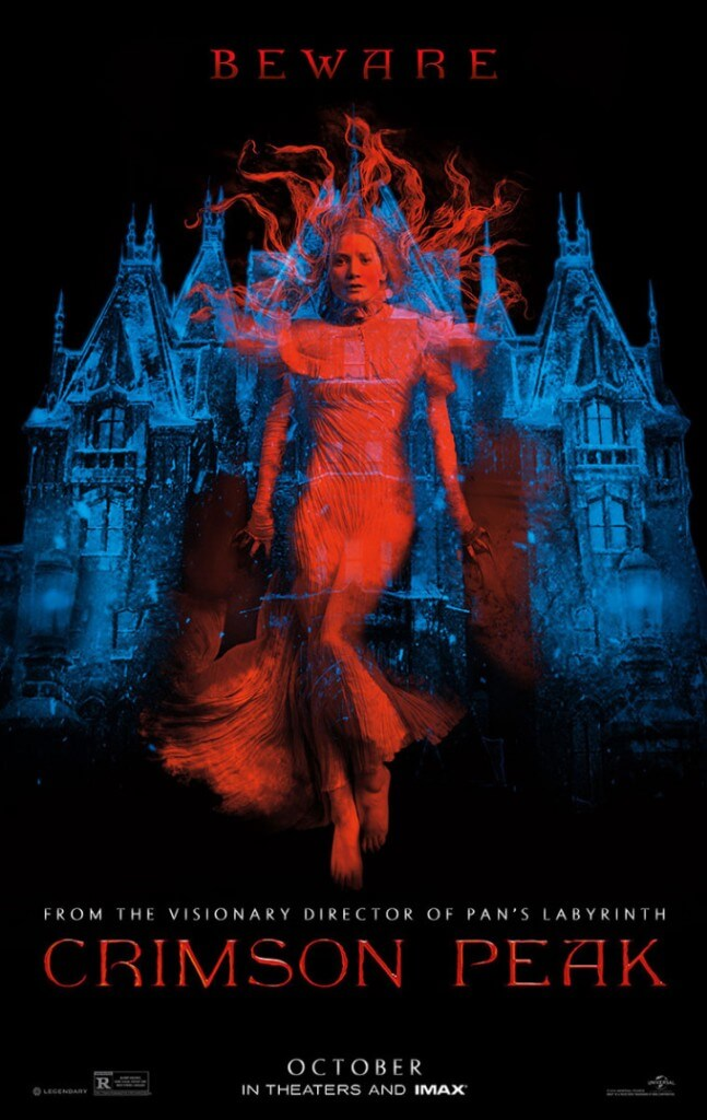 Crimson Peak (2015) – Τα φαντάσματα είναι αληθινά