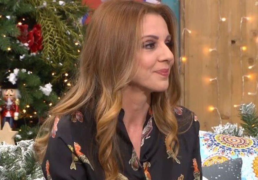 Τι απάντησε η Ματίνα Νικολάου για το ενδεχόμενο να αποχωριστεί την τηλεοπτική Βάνια;