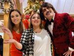 Δ. Μπάρκα: Selfies και... χαμόγελα με τους διάσημους καλεσμένους της!