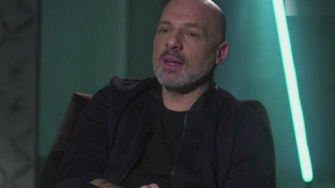 Νίκος Μουτσινάς: Αυτό θα ήθελε να είναι το επόμενό του τηλεοπτικό βήμα.