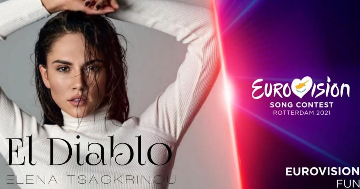 «El Diablo» : Ακούστε το τραγούδι της Κύπρου για την Eurovision 2021