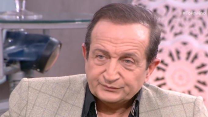 Σπύρος Μπιμπίλας: «Σκέφτηκα εκείνη την ώρα τον Δημήτρη Λιγνάδη που ήταν μόνος του μέσα σε ένα κελί»