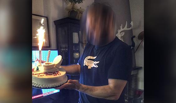 Κορυφαίος Έλληνας παρουσιαστής... ξέχασε τα γενέθλιά του!