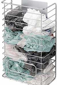 Organizador de bolsas de plástico