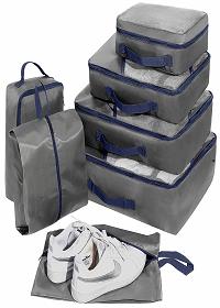 Organizador de maletas