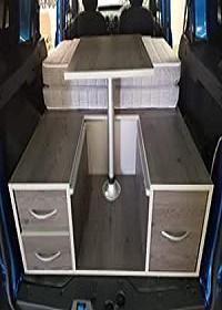organizador de furgoneta