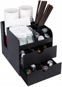 Organizador de capsulas de café