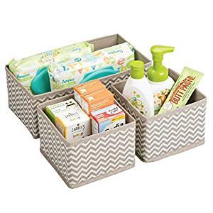 organizador para bebé
