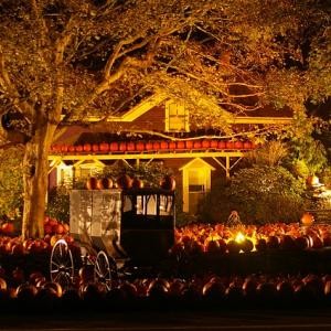 Decoración del hogar para Halloween