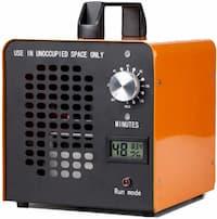 generadores ozono industriales