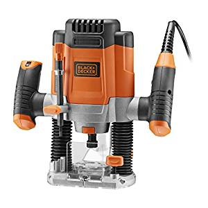 Fresadoras Black and Decker