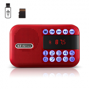 Radios de bolsillo y portátiles