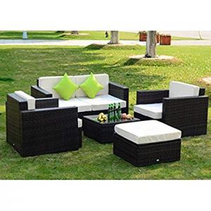 Muebles de jardín outlet