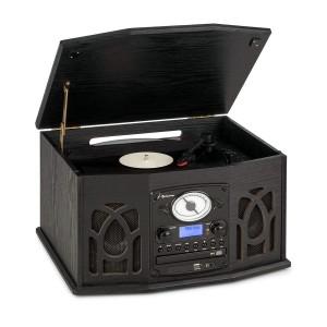 Tocadiscos Con Lector de CD