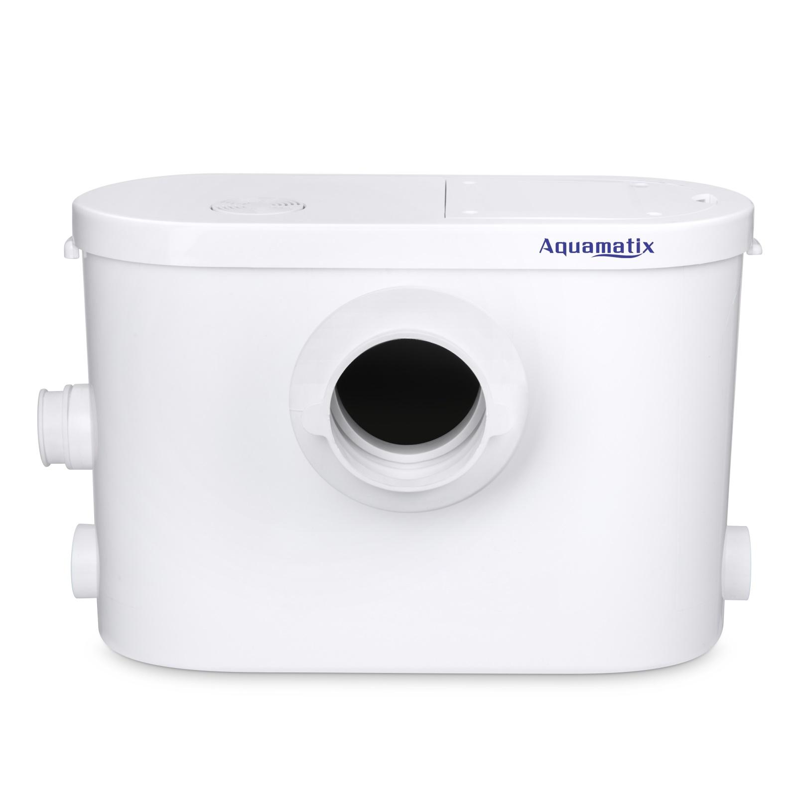 hebeanlage aquamatix kleinhebeanlage neu f kalienpumpe wc. Black Bedroom Furniture Sets. Home Design Ideas