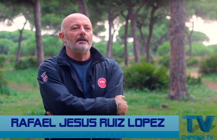Entrevista a Rafael Ruiz López. Presidente Grupo Ecologista CANS.