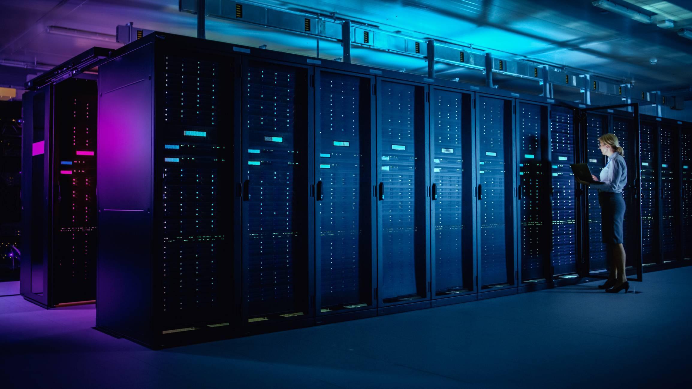 informatique transfert de données Cloud