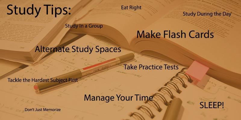 5 consejos para preparar un examen