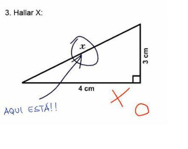 5 respuestas graciosas de exámes para partirse de risa