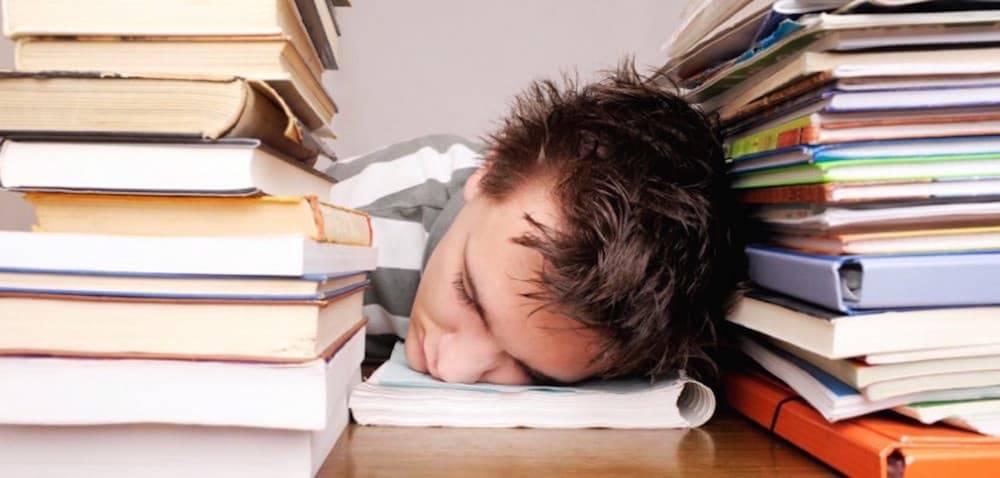 5 razones por las que estudiar la noche de antes es una idea genial
