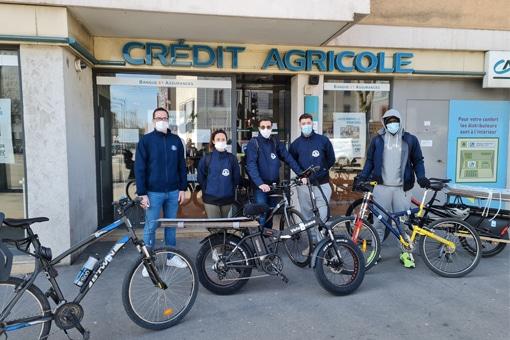 Protection Covid-19 DAB Crédit Agricole Centre-Est